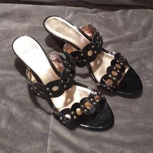 Harold's heels